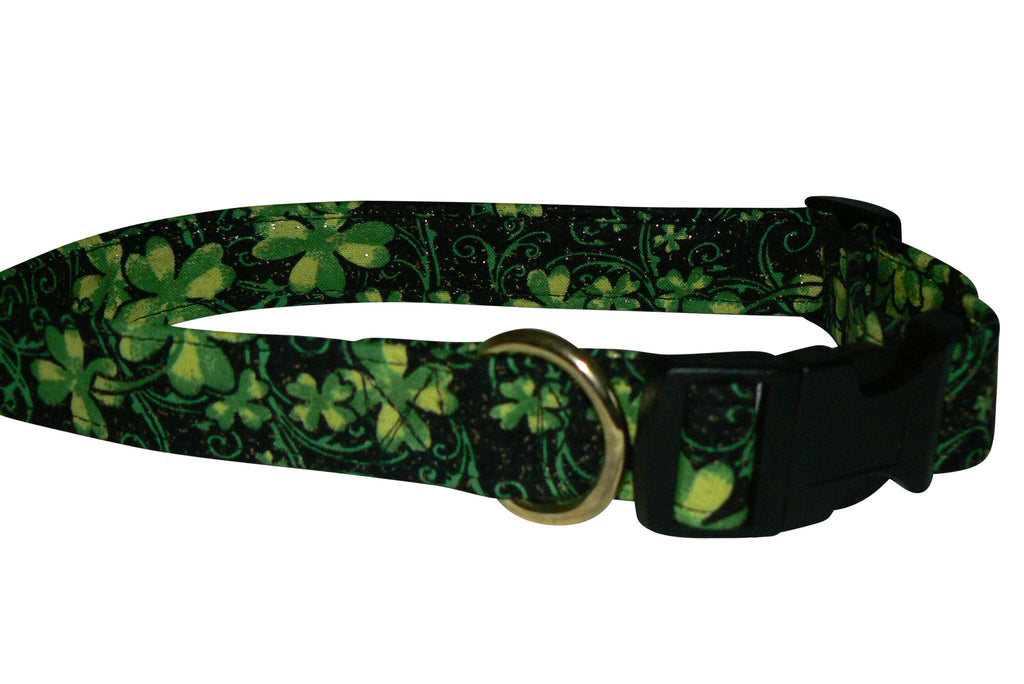 Good Elmou0027s Closet Touch Of Luck Dog Collar