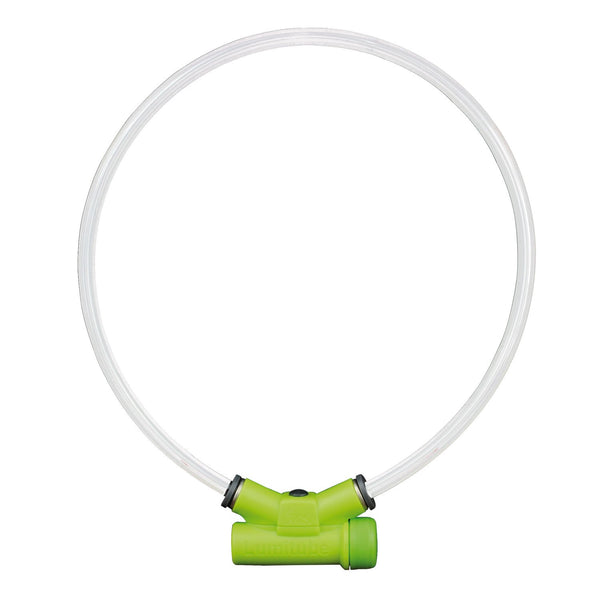 Lumitube Illuminated Dog Safety Collar - Green