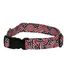 Elmo's Closet Spirit of 76 Dog Collar