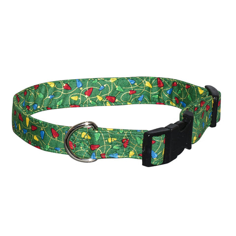 Elmo's Closet Twinkling Lights Dog Collar