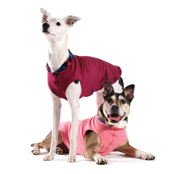 Duluth Double Fleece Pullover Dog Sweater - Mod