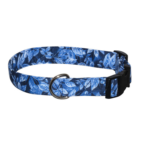 Elmo's Closet Winter Frost Dog Collar
