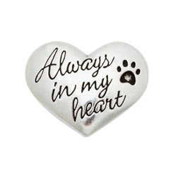 Pet Pocket Reminder - Always In My Heart
