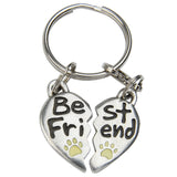 Dog Keychain - Best Friend