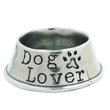 Dog Lover Trinket Dish