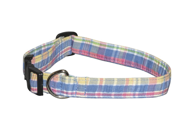 Elmo's Closet Pastel Dog Collar
