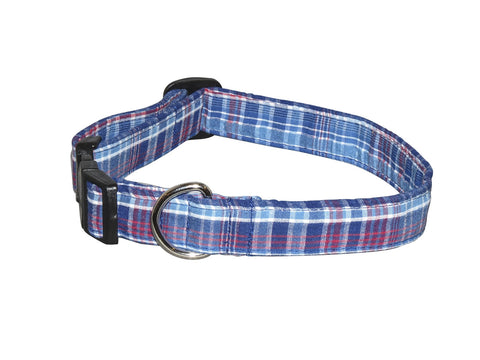 Elmo's Closet Americana Dog Collar