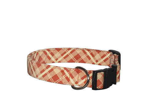 Elmo's Closet Kensington Dog Collar