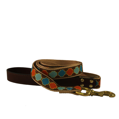 American Traditions Morocco Dog Leash