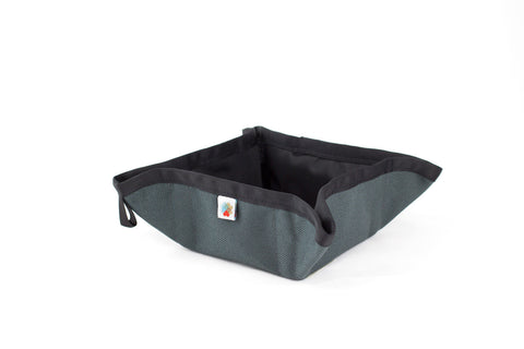 Funston To-Go Dog Bowl - Charcoal