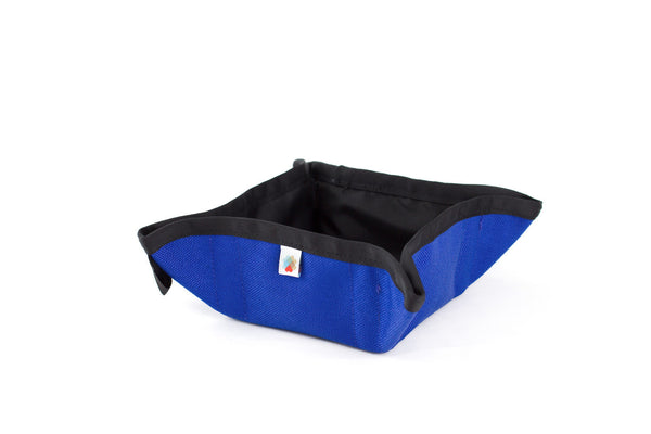 Funston To-Go Dog Bowl - Royal Blue