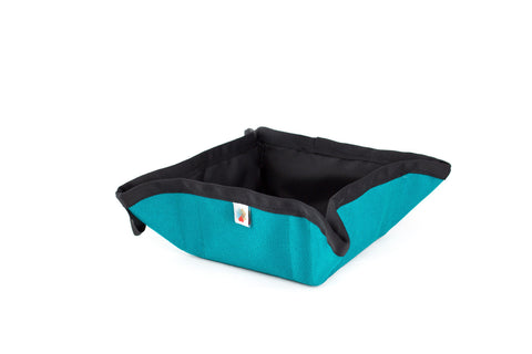 Funston To-Go Dog Bowl - Turquoise