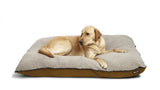 Big Shrimpy Bogo Dog Bed - Saddle Fleece On Top