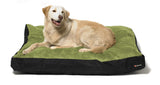 Big Shrimpy dog bed - original leaf green