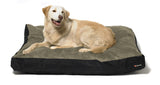 Big Shrimpy Dog Bed gray