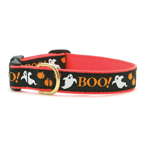 Up Country Boo Dog Collar