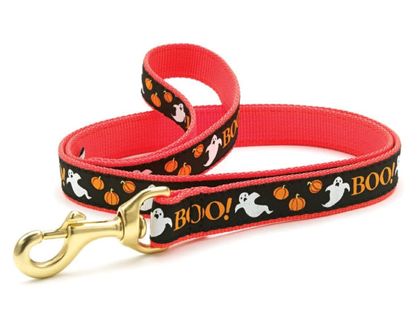Up Country Boo! Dog Leash