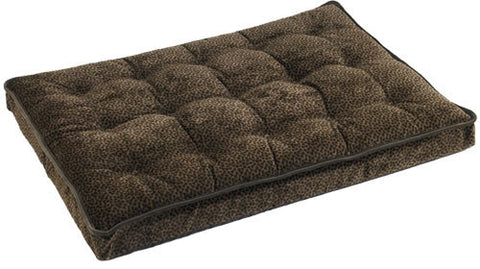 Bowsers Chocolate Bones Luxury Crate Mattress