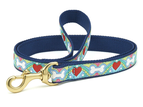 Up Country Coloring Book Dog Leash