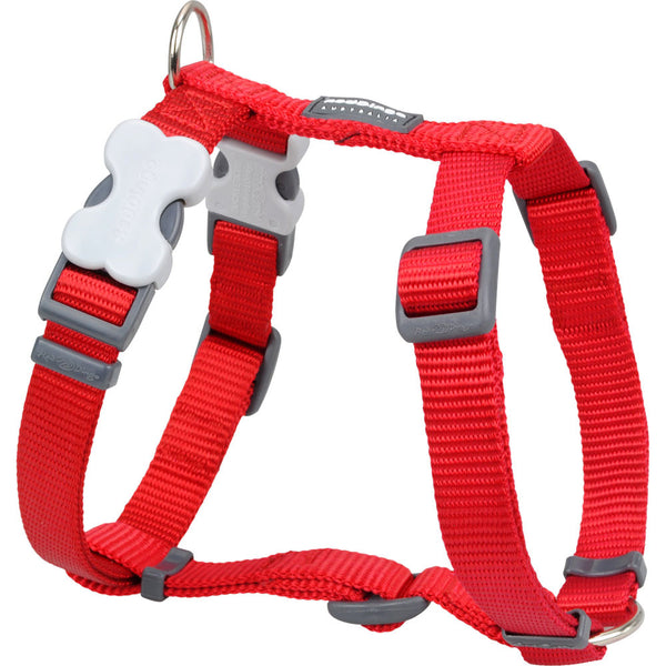 Red Dingo Classic Dog Harness - Red
