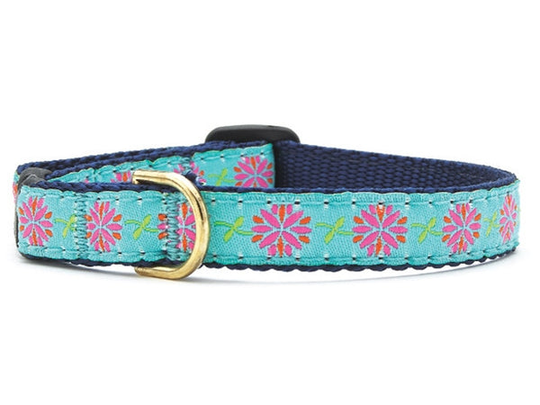 Up Country Dahlia Darling Cat Collar