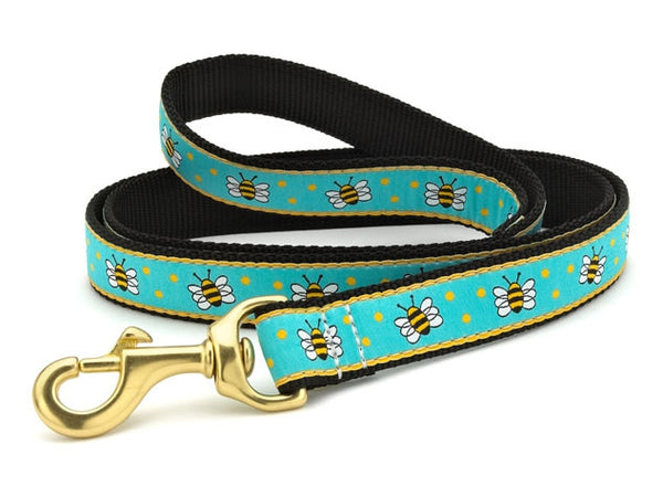 Up Country Bee Dog Leash