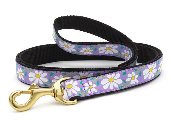 Up Country Daisy Dog Leash