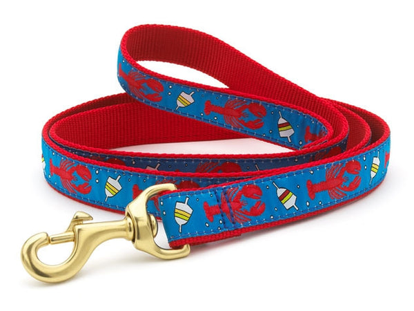 Up Country Lobster & Buoy Dog Leash
