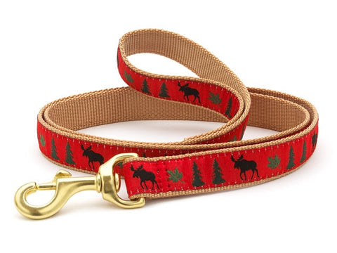 Up Country Moose Dog Leash