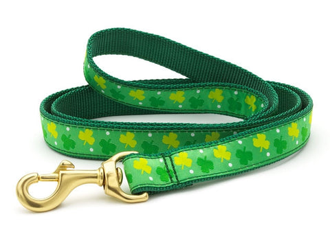 Up Country Shamrock Dog Leash