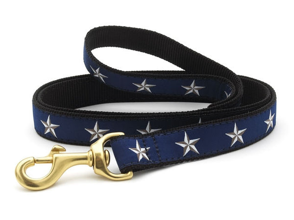 Up Country North Stars Dog Leash