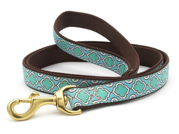 Up Country Sea Glass Dog Leash