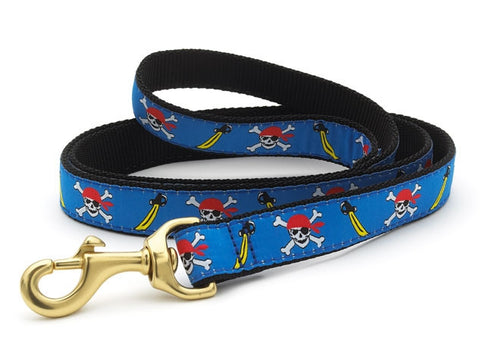 Up Country Skully Dog Leash
