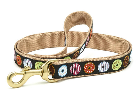 Up Country Donuts Dog Leash