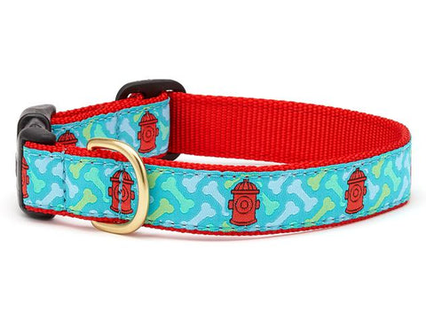 Up Country Hydrant Dog Collar