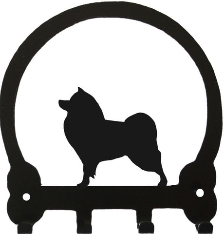 Sweeney Ridge American Eskimo Key Rack