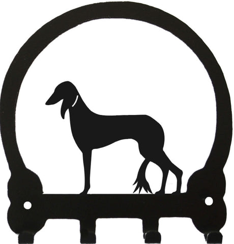 Sweeney Ridge Saluki Key Rack