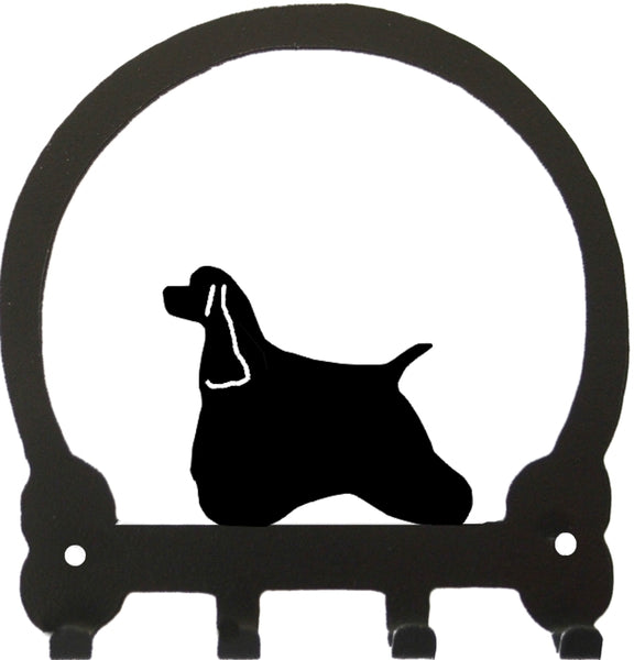 Sweeney Ridge American Cocker Spaniel Key Rack