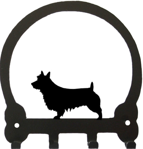 Sweeney Ridge Australian Terrier Dog Key Rack