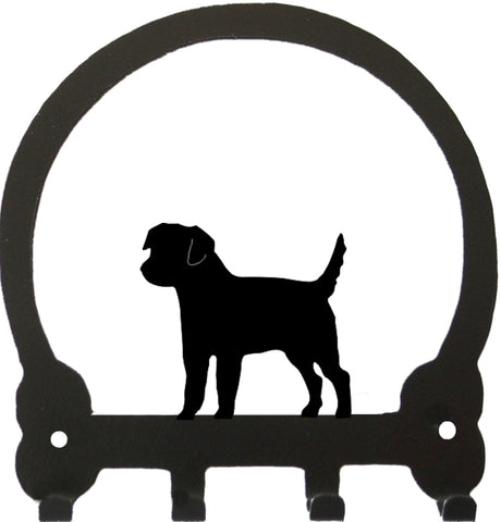 Sweeney Ridge Border Terrier Key Rack