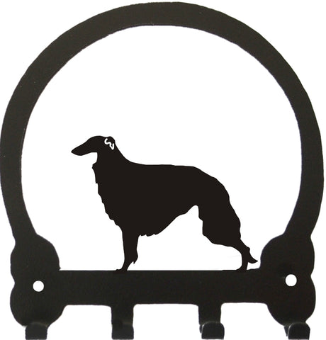 Sweeney Ridge Borzoi Key Rack