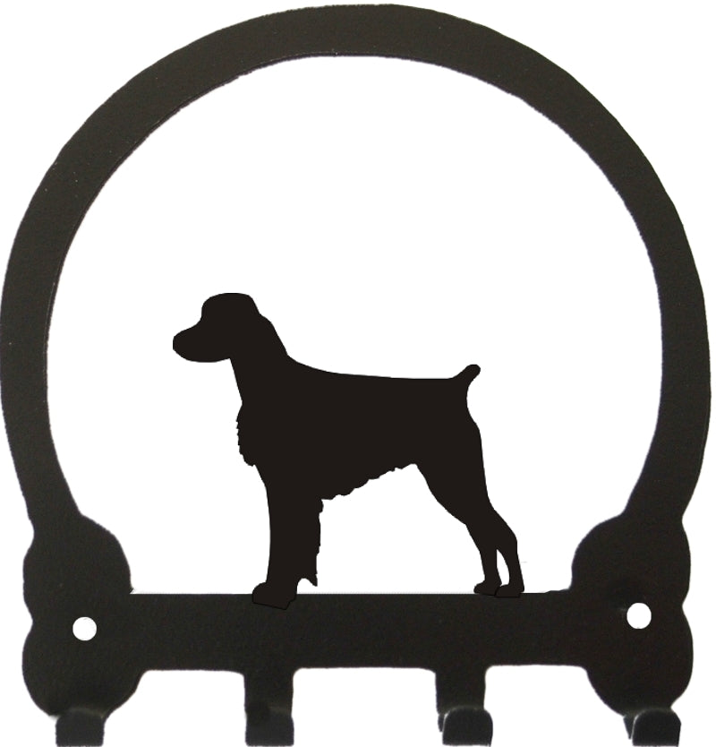 Sweeney Ridge Brittany Spaniel Key Rack Puplife Dog Supplies