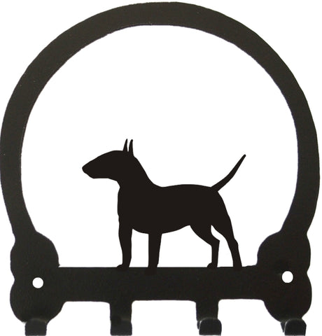 Sweeney Ridge Bull Terrier Key Rack