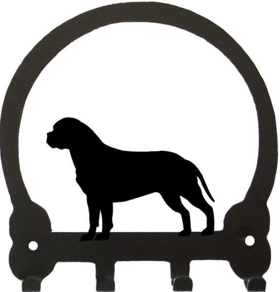 Sweeney Ridge Bullmastiff Key Rack