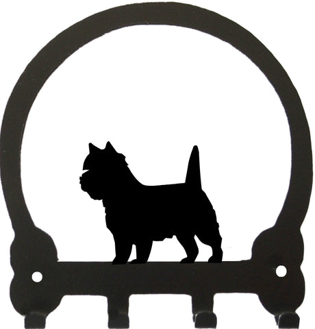 Sweeney Ridge Cairn Terrier Key Rack