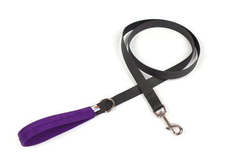 Funston Dog Leash - Purple