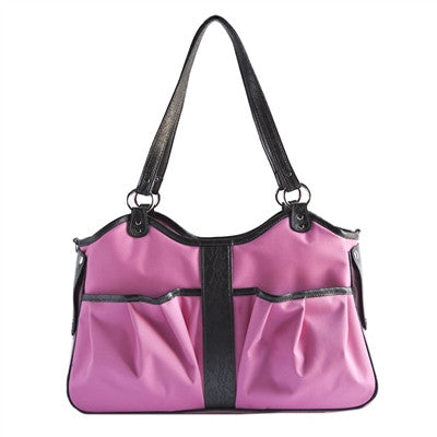 Petote Metro Classic Dog Carrier - Fuschia