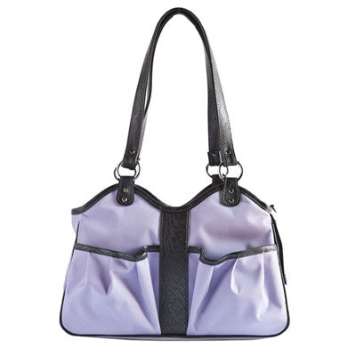Petote Metro Classic Dog Carrier - Lilac