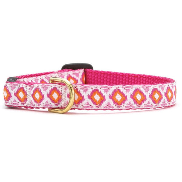 Up Country Pink Crush Cat Collar