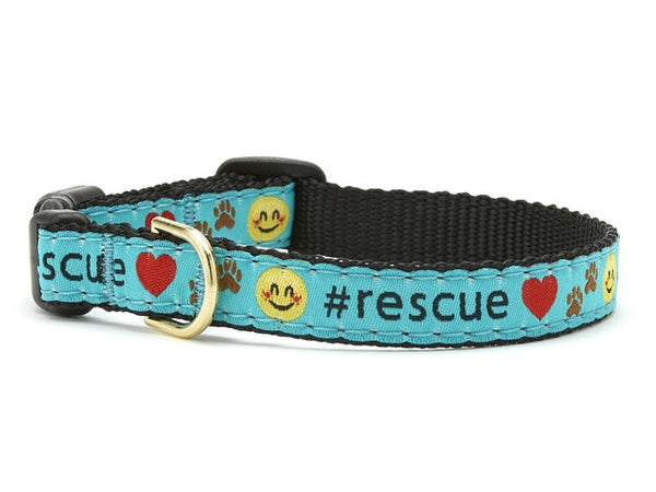 Up Country #Rescue Cat Collar